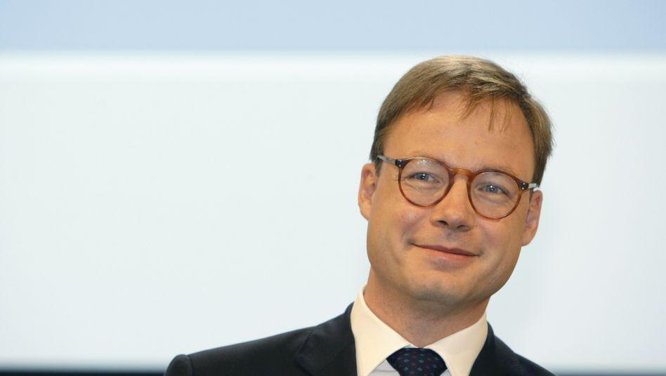 Valovis-Chef Wieandt: Kaum Chancen, einen Käufer für die Gesamtbank zu finden