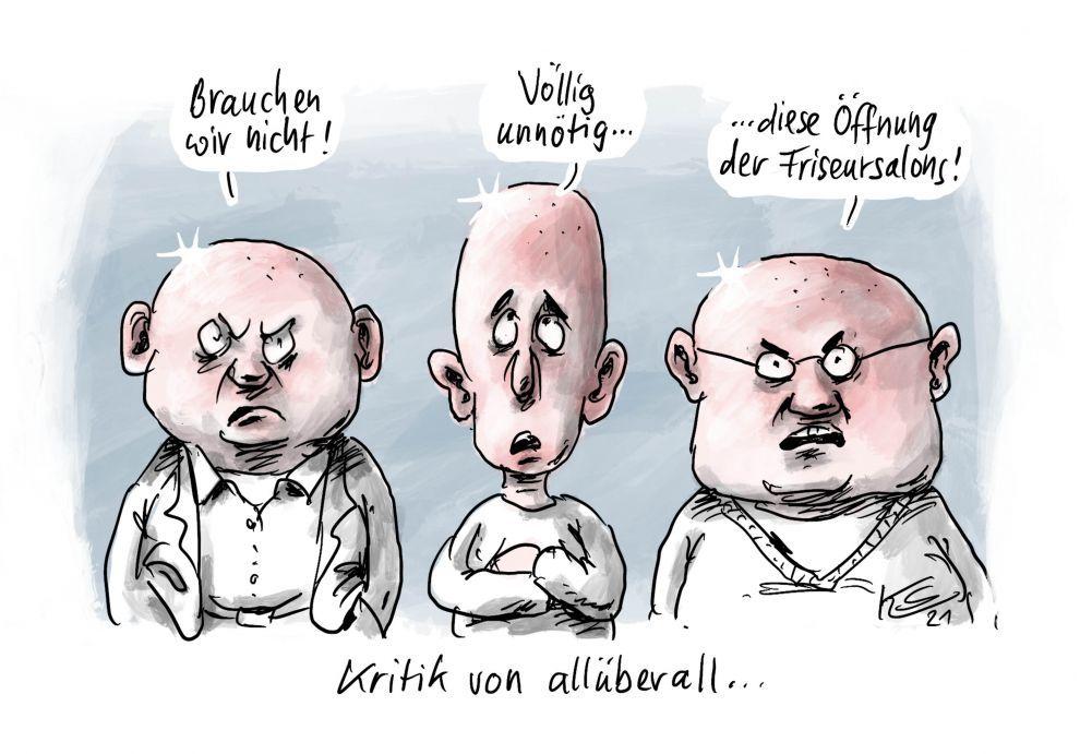 Karikatur 14.02.2021