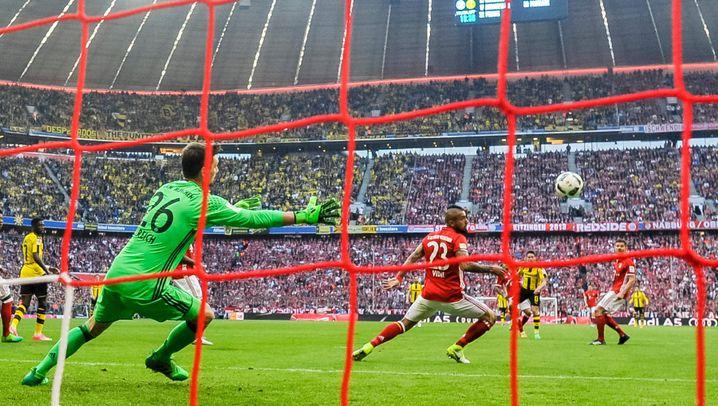 Bayern München in der Einzelkritik: Oldies still Goldies