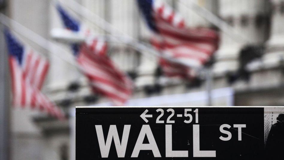 Wall Street: Harte Zeiten für Selfmade-Milliardäre