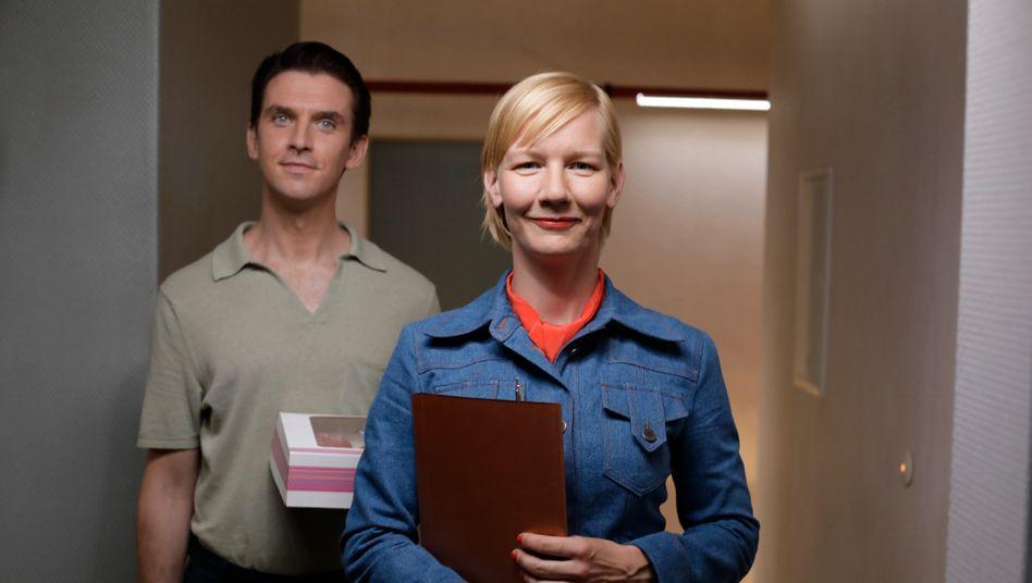 Sandra Hüller und Dan Stevens in »Ich bin dein Mensch« von Maria Schrader
