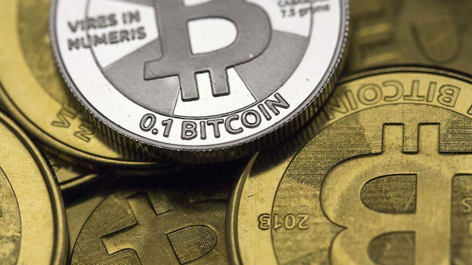 Kryptowährung Bitcoin: Tendenz zur Deflation