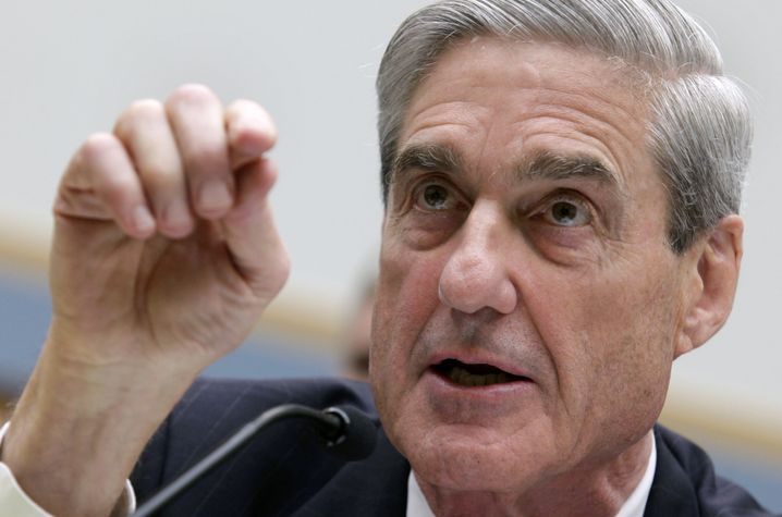 FBI-Sonderermittler Robert Mueller