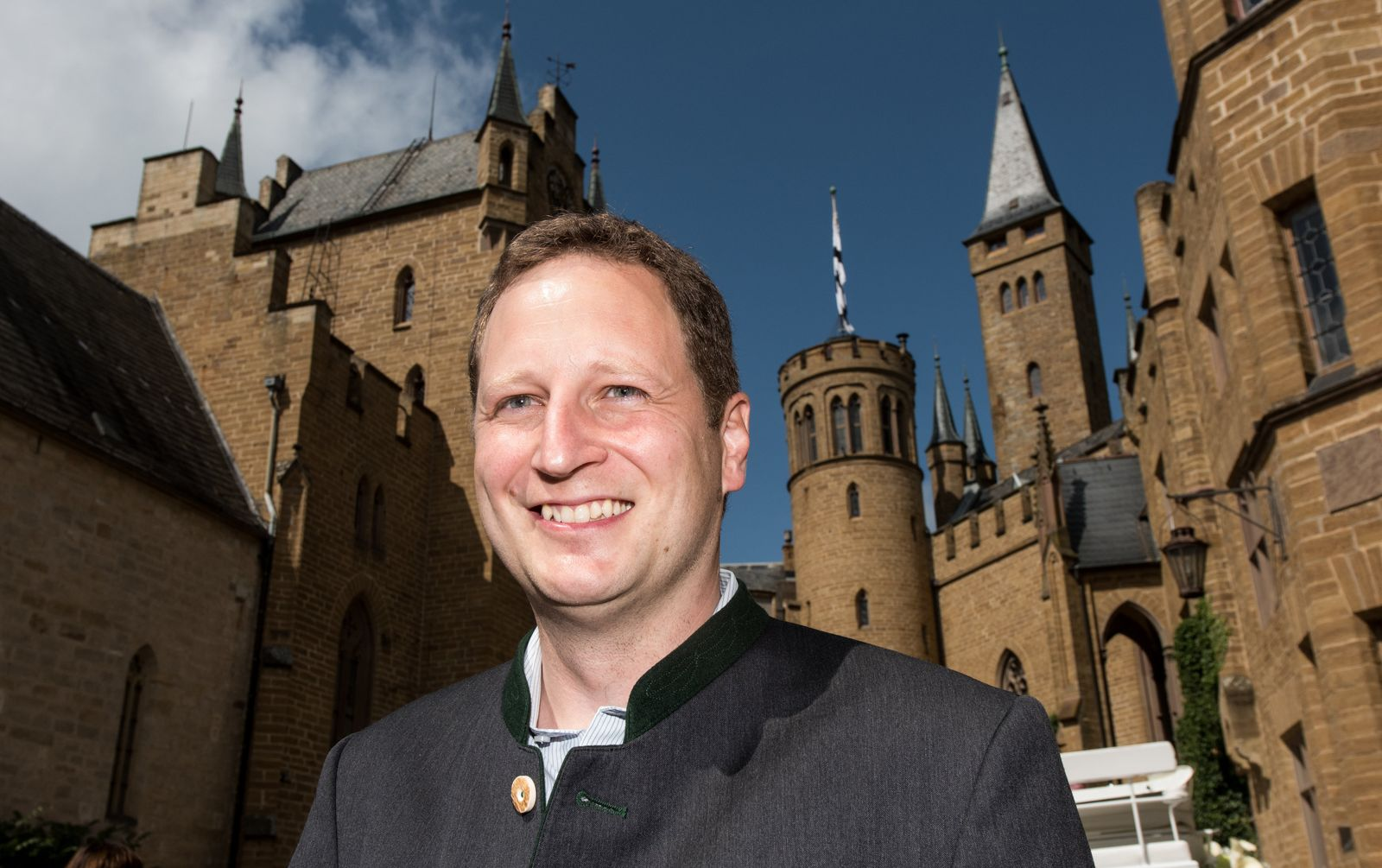 Hohenzollern / Prinz Georg Friedrich von Preußen