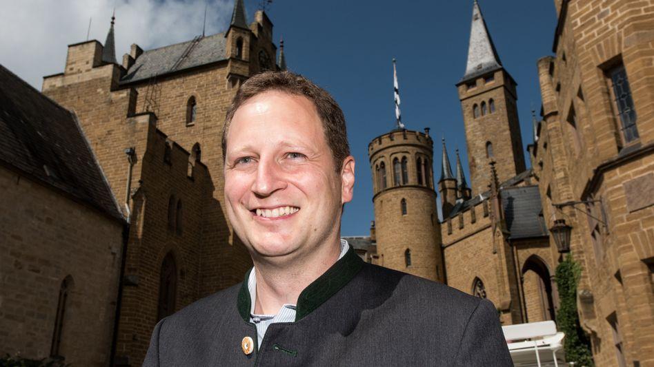 Georg Friedrich Prinz von Preußen, Oberhaupt der brandenburgisch-preußischen Hohenzollern