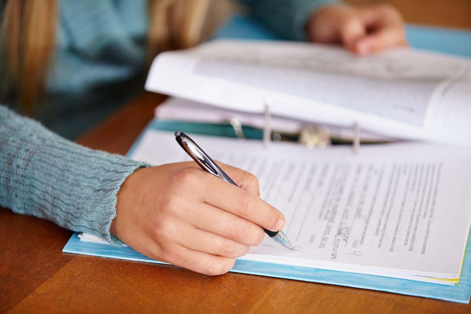EINMALIGE VERWENDUNG Lehrer/ Homework