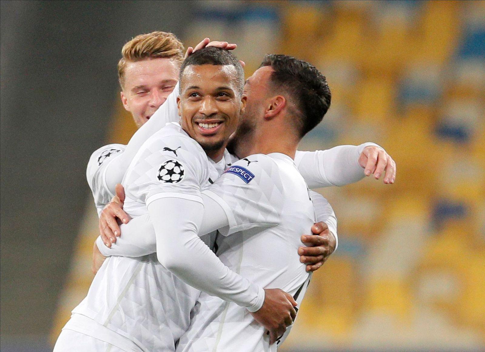 Shakhtar Donetsk vs Borussia Moenchengladbach, Kiev, Ukraine - 03 Nov 2020