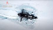 Russland meldet Besitzansprüche in der Arktis an