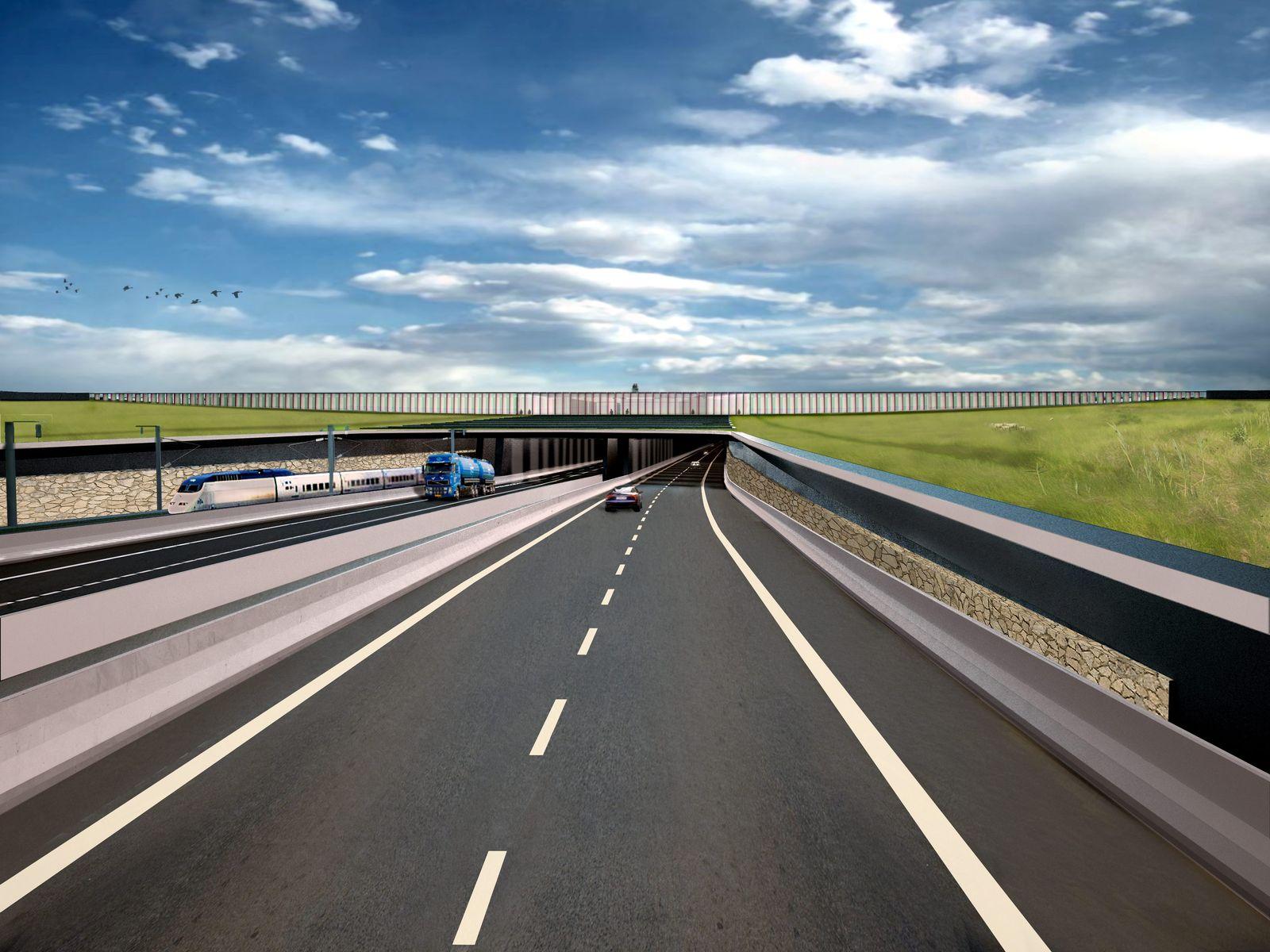 Fehmarn / Dänen endgültig für Ostsee-Tunnel nach Deutschland