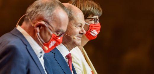 Sozial- und Finanzpolitik im SPD-Programm: Fördern und fordern – jetzt mit neuer Rezeptur