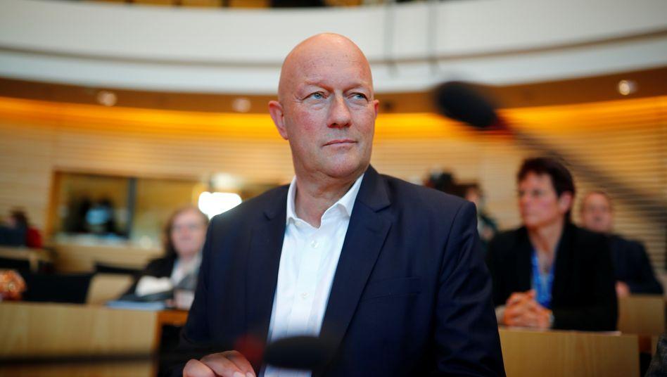 Thomas Kemmerich: Wie geht es weiter in Thüringen?