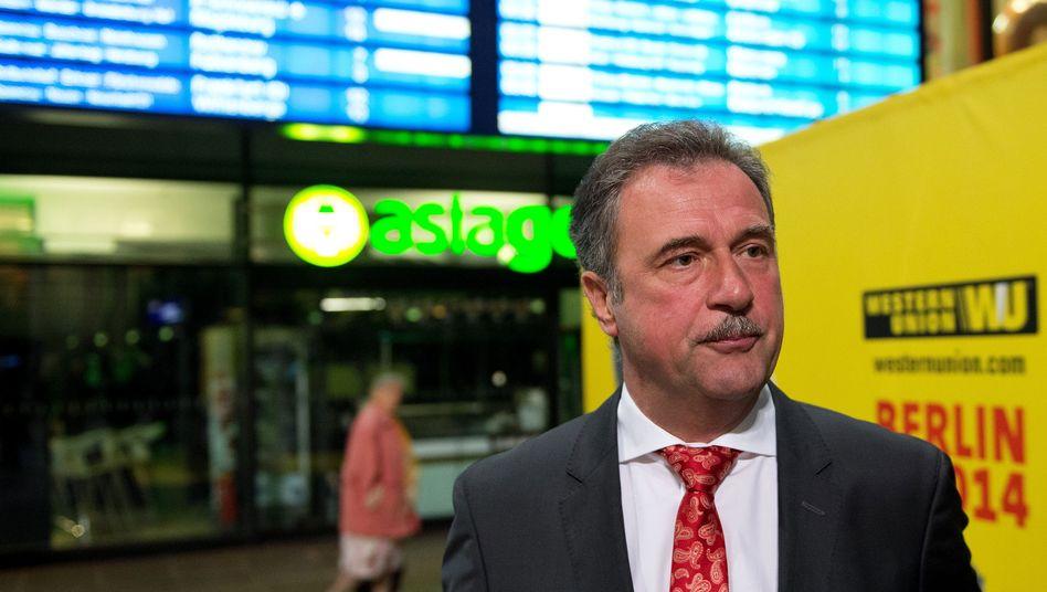 GdL-Chef Weselsky: Die Lokführer stärken nur die Macht des Vorsitzenden