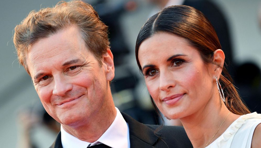 Colin Firth: Marriage reloaded