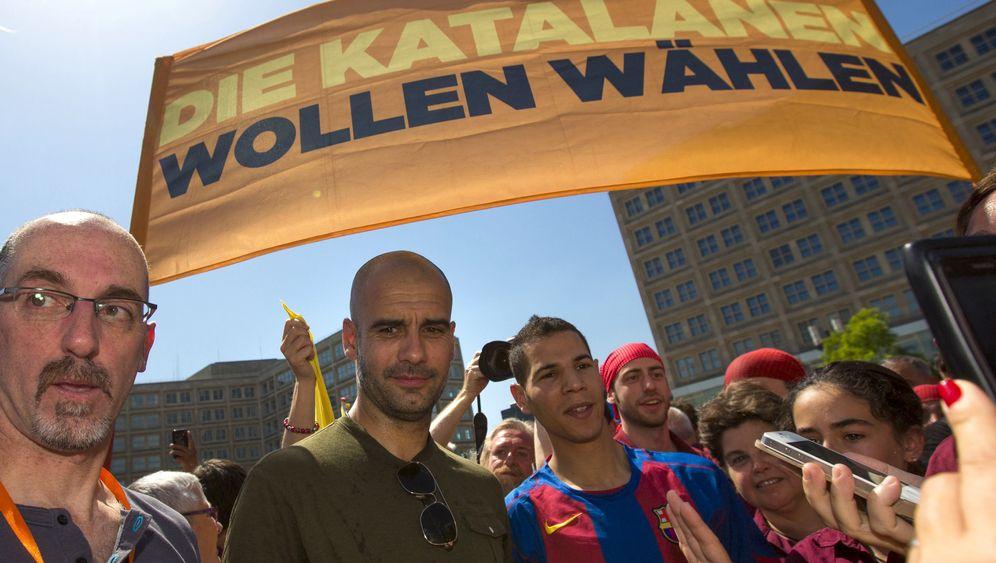 FC-Bayern-München-Trainer für Katalonien: Pep in Berlin