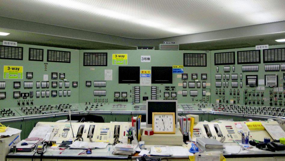 Erhöhte Radioaktivität: AKW Fukushima komplett evakuiert