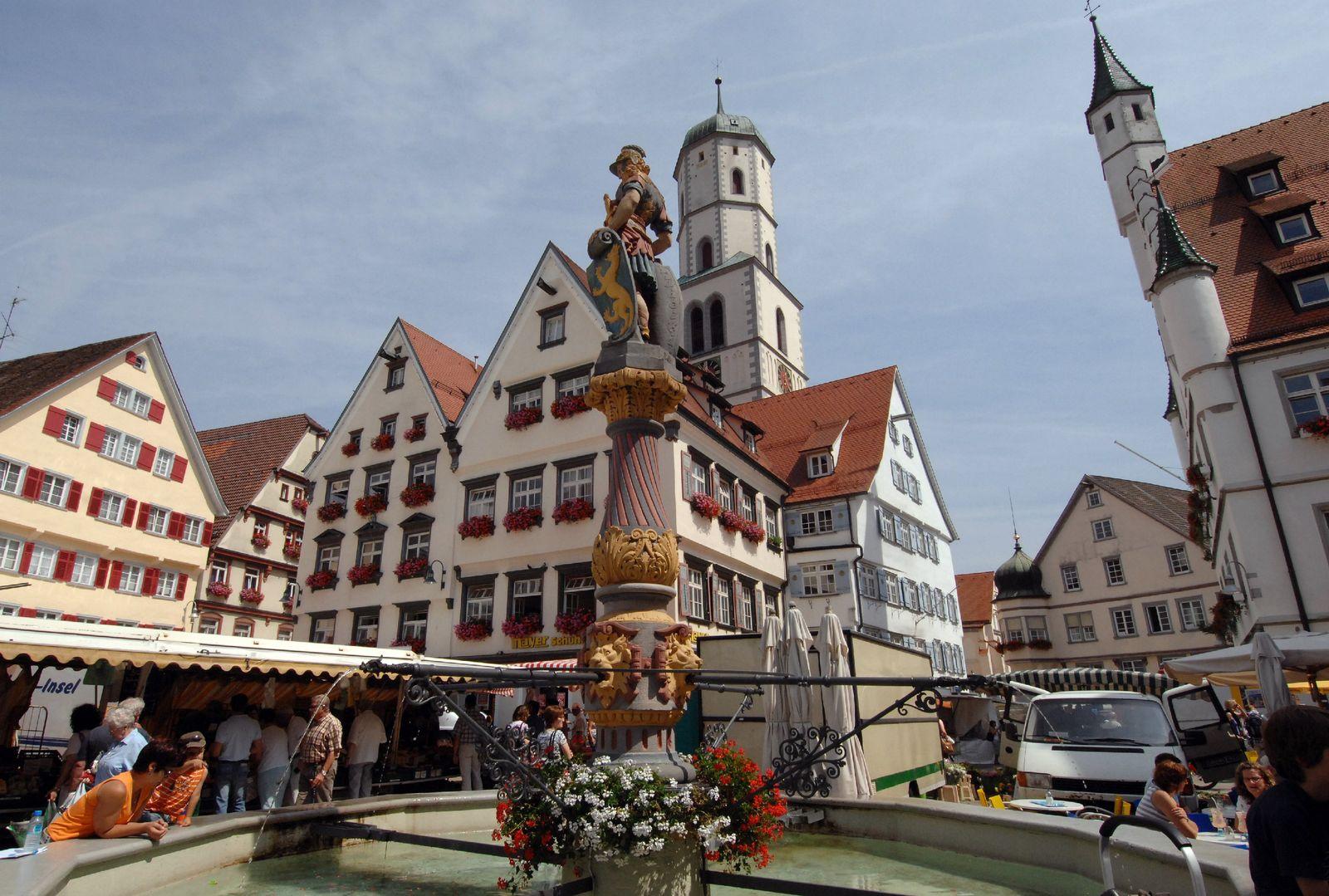 Stadtansicht Biberach #2
