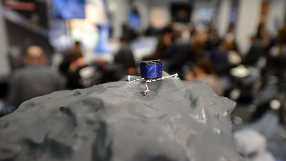 """Komet Tschuri: Wo ist """"Philae""""?"""