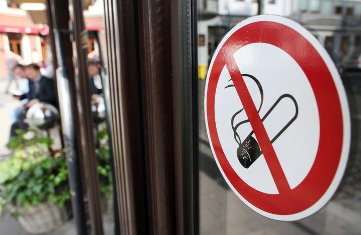 Rauchen verboten: 2014 ohne Zigaretten zählt zu den gesündesten Neujahrsvorsätzen