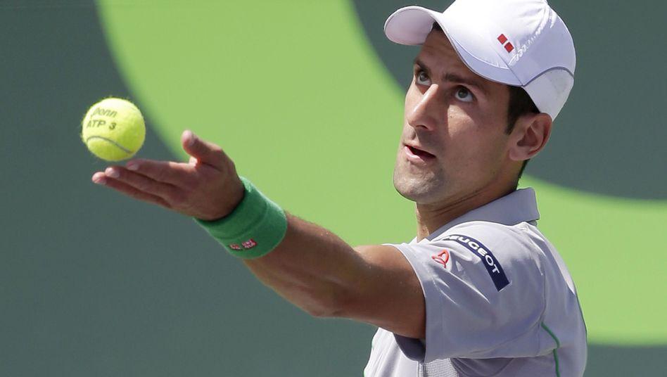 Tennis-Star Djokovic: Vierter Titel in Miami
