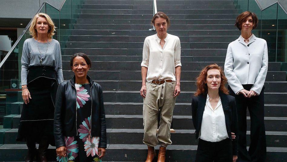 Netzwerkerinnen Furtwängler, Kugel, Kraus, Bossong, Allmendinger:»Überfällige gesellschaftliche Anerkennung von Frauen«