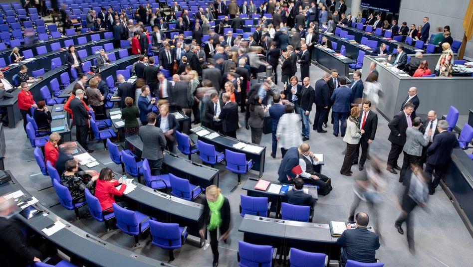 Abgeordnete des Bundestags