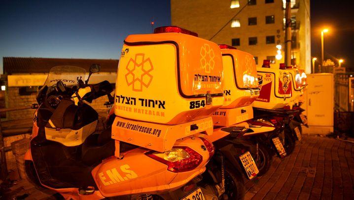 Rettungsdienst in Israel: In der Zentrale von United Hatzalah
