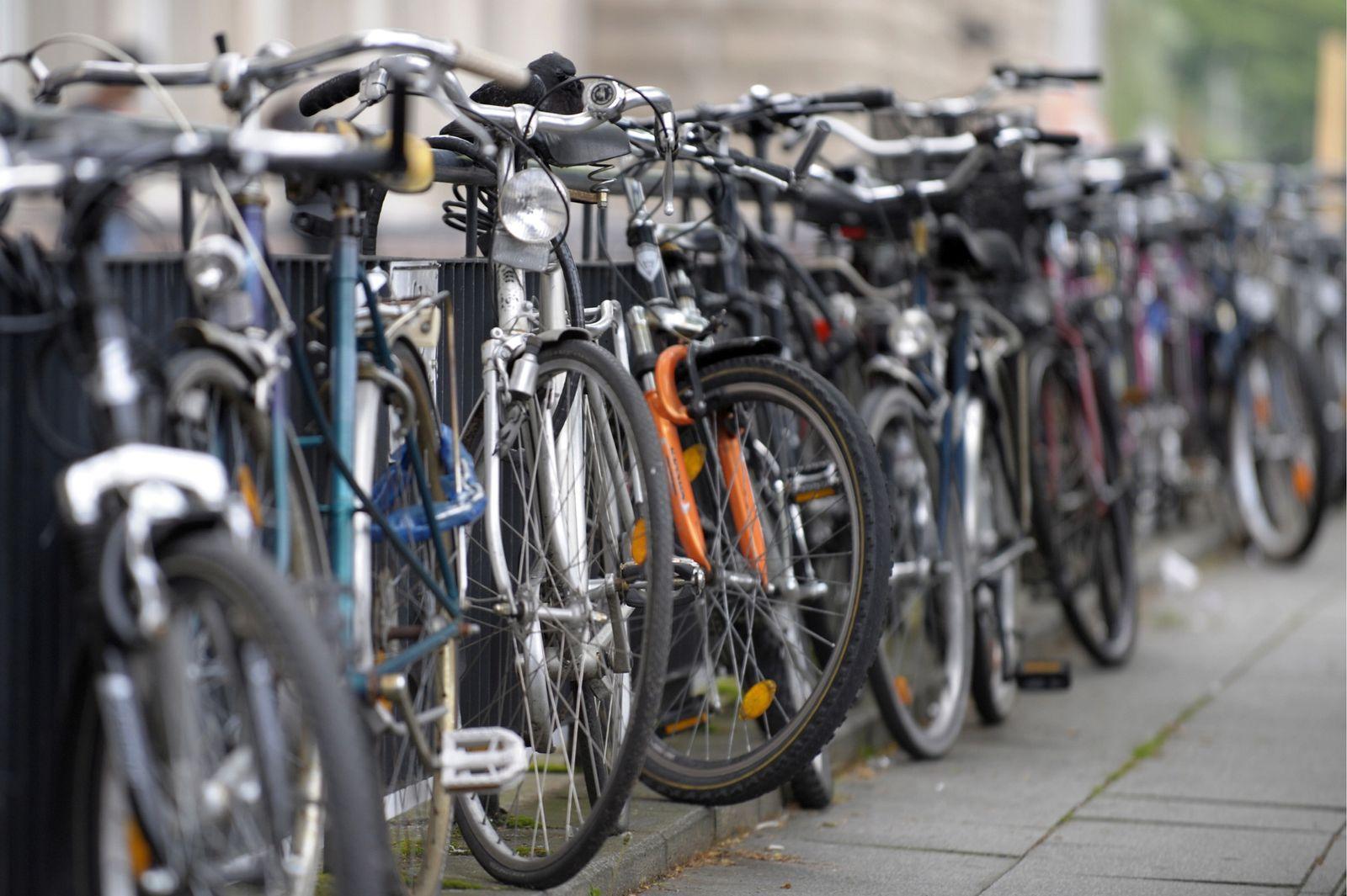 NICHT VERWENDEN Fahrrad
