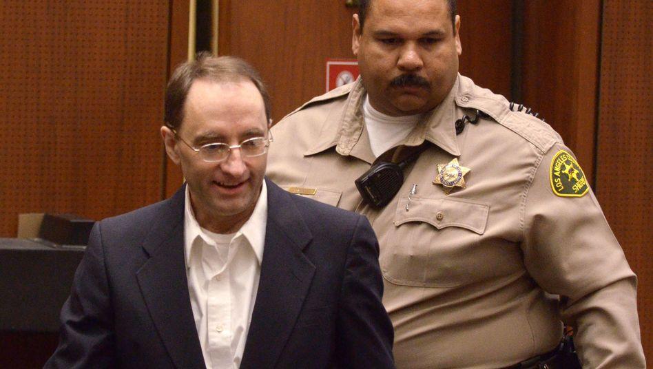 Angeklagter Gerhartsreiter: Urteil im Mordprozess steht bevor