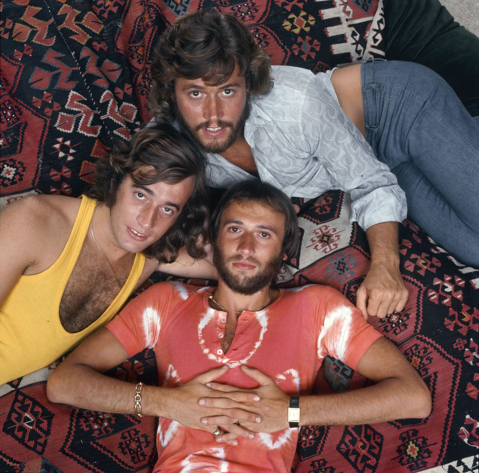 Bee Gees Portrait Session