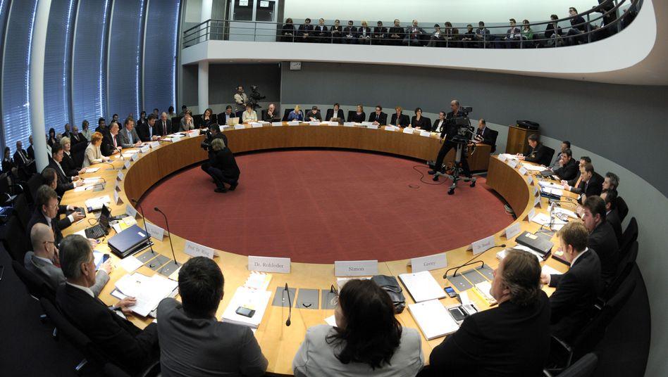 Enquete-Kommission zum Internet: Schwarz-Gelb lehnt zusätzliche Bürgerbeteiligung ab