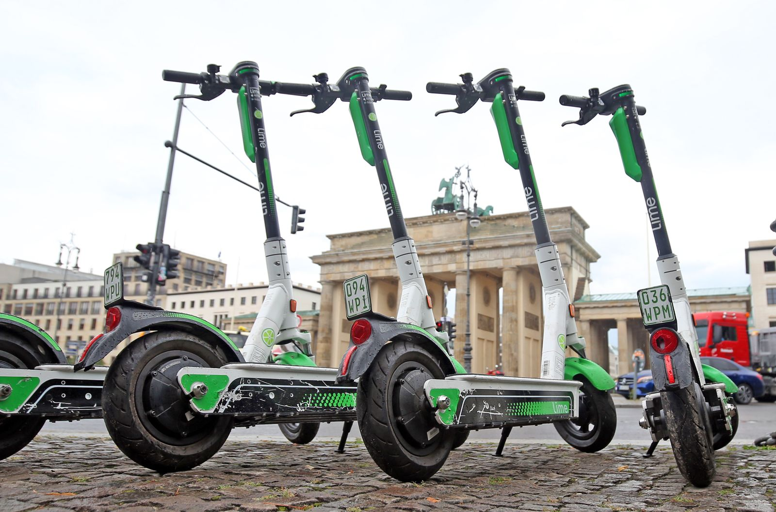 E-Tretroller / Berlin / E-Scooter