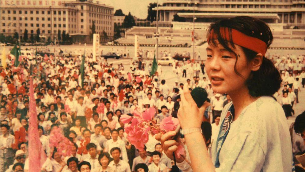 Kämpferin für Koreas Wiedervereinigung: Heimlich zu den bösen Nachbarn