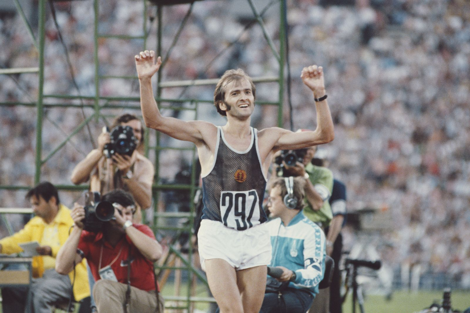 Marathon At XXII Summer Olympics