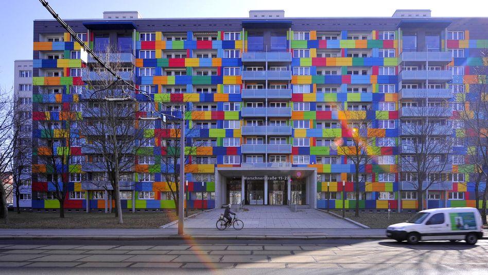 Büro- und Wohnhaus der Gagfah in Dresden: Mieterschutzbestimmungen nicht eingehalten?