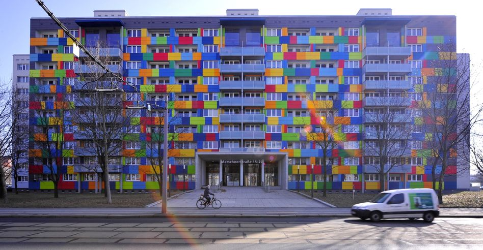 Gagfah-Immobilie in Dresden: Vom Jubel ist wenig geblieben