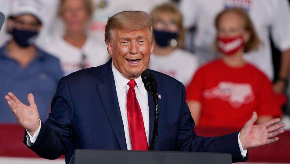Donald Trump lässt in Alaska nach Öl bohren - vor Florida jedoch nicht