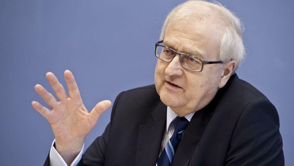 Bundeswirtschaftsminister Rainer Brüderle: Was sagte er wirklich?