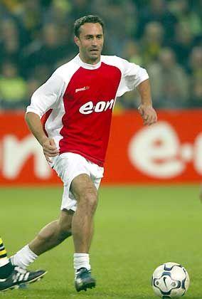 Amateurfußballer Gaudino: Standby-Profi in Mannheim