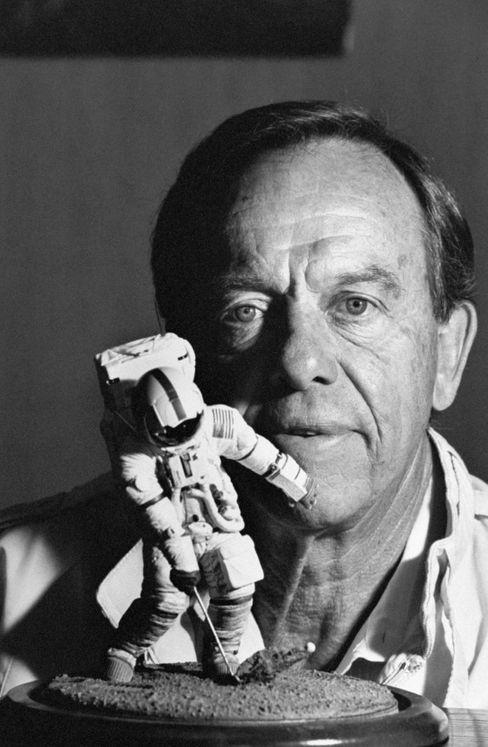 Astronaut Alan Shepard: Berühmt als Mondgolfer
