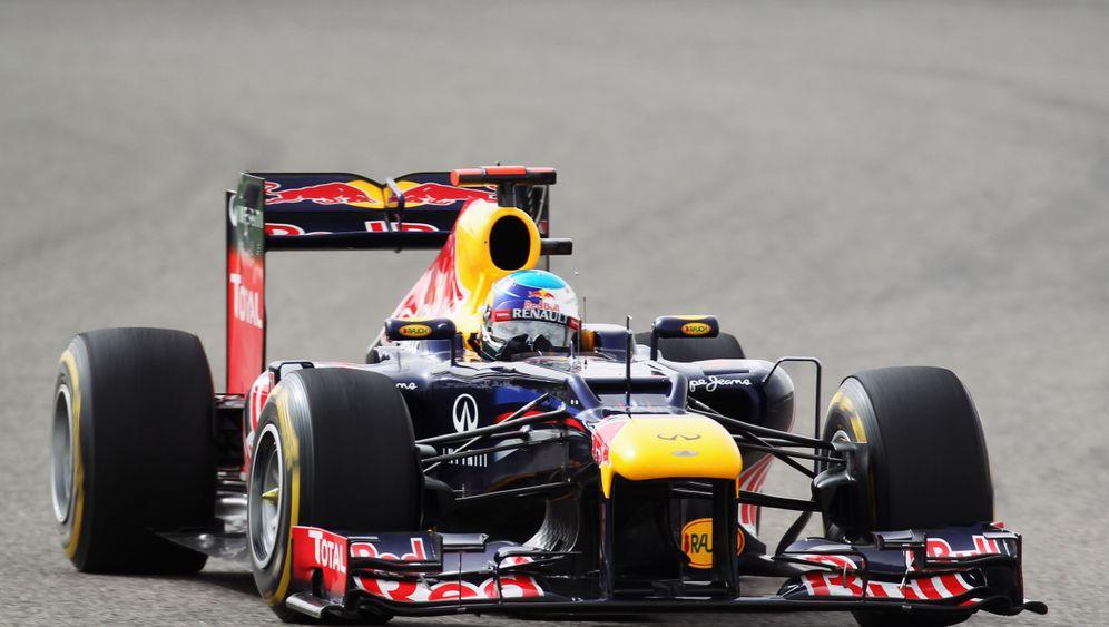 Formel 1 in Bahrain: Der Weltmeister ist zurück