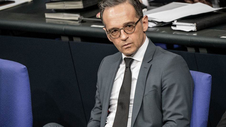 Außenminister Maas: Scharfe Worte Richtung Washington