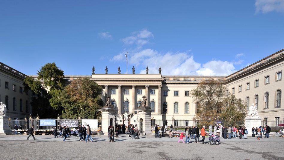 Die Humboldt-Universität zu Berlin hat es in die Endrunde geschafft.