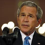 "US-Präsident Bush: ""Das Leben unschuldiger Menschen gerettet"""