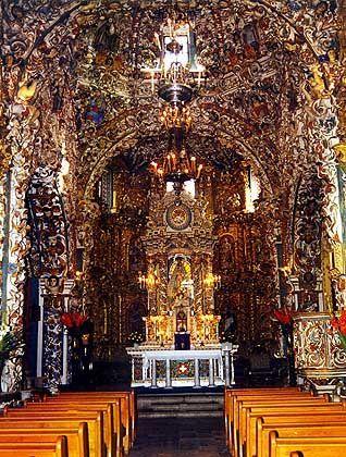 Cholula: Kirchen in der ältesten Stadt Mexikos