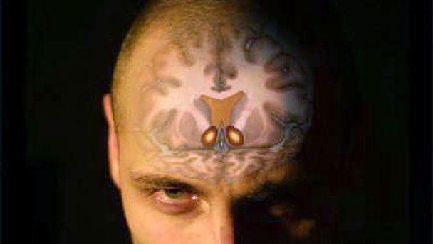 Nucleus accumbens bei Psychopathen (Illustration): Gestörte Signalverarbeitung