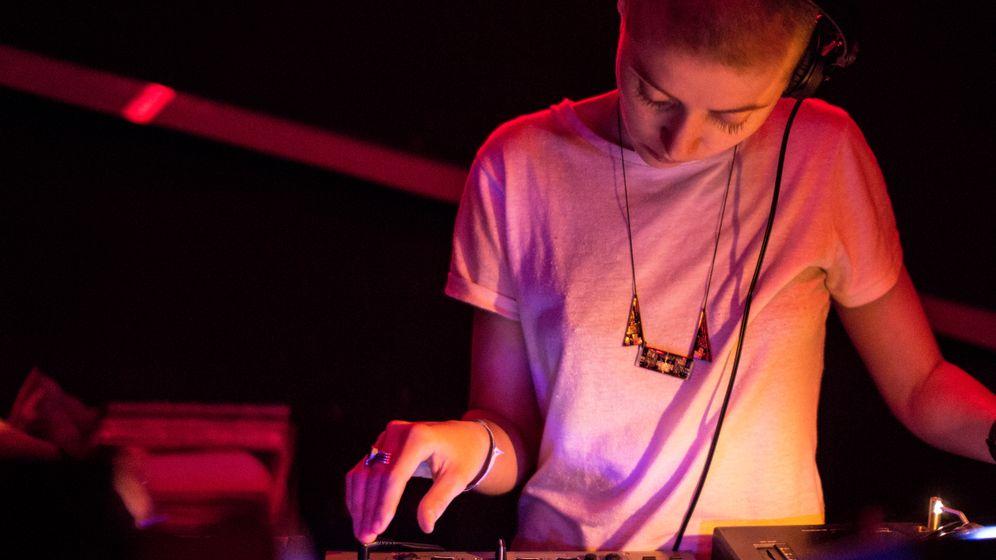 DJ Kate Miller: Hören, nicht glotzen