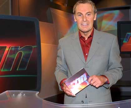 Sat.1-Moderator Jörg Wontorra: Vorfreude auf die Champions League