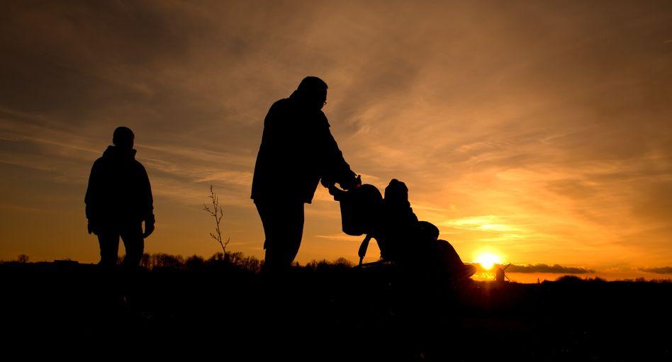Symbolbild Familie: Das Alleinverdienermodell wird seit 1958 steuerlich gefördert