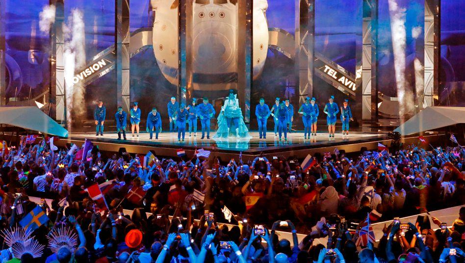 ESC-Show 2019 in Tel Aviv: 2020 gibt es keinen Wettbewerb