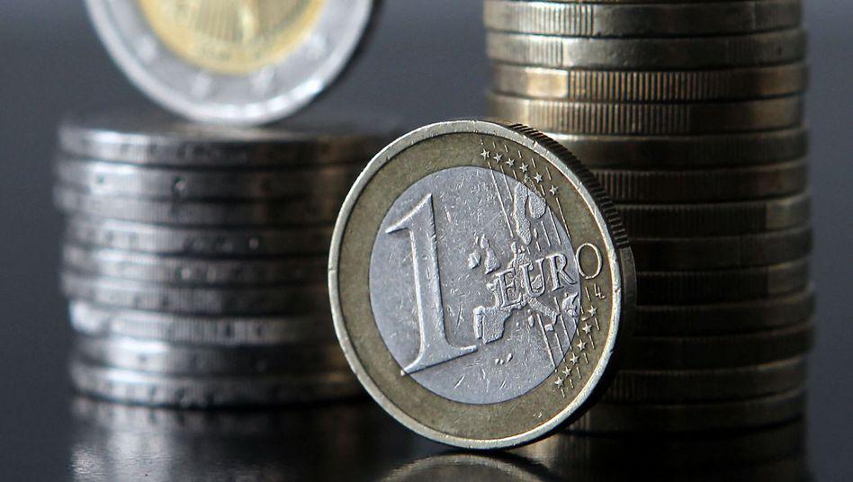 Euro-Münzen: Neues Geld für alte Schulden